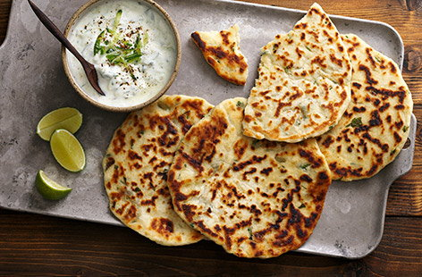 Learn how to make them from scratch and discover new flavour ideas with our winning flatbread recipes.