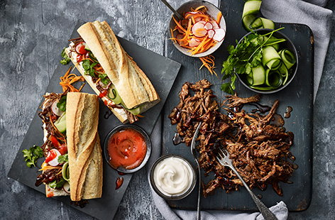 From barbecue sides or hearty stews, try these delicious pulled pork recipes the whole family will enjoy.