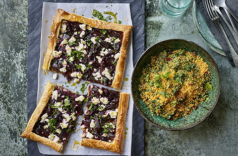 Whether sweet or savoury, we've got a great collection of tart recipes for all occasions.