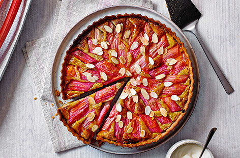Sweeter and softer than summer rhubarb, forced rhubarb is perfect for making into tarts