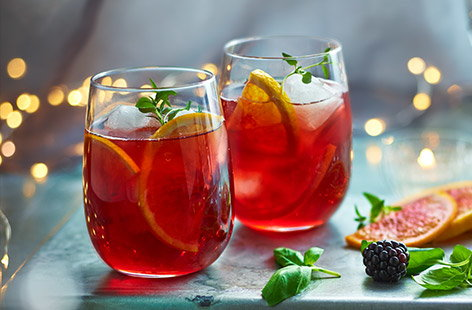 Whether you're after a gift or simply looking to treat yourself this year, make the most of a special bottle of sloe gin by knocking up this astringent and lip-smacking sloe gin Negroni