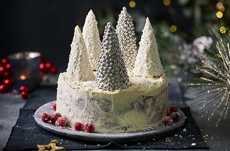 This sparkly showstopper will impress everyone on Christmas Day