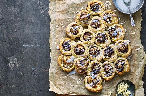 Christmas Baking Ideas Festive Recipes Tesco Real Food