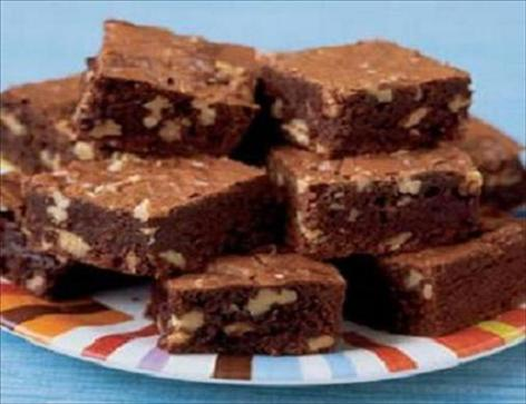 Diabetic Fudge Brownies