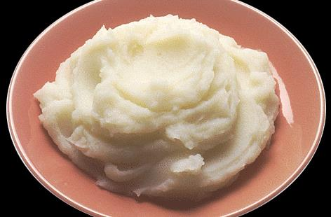 modified mashed potatoes