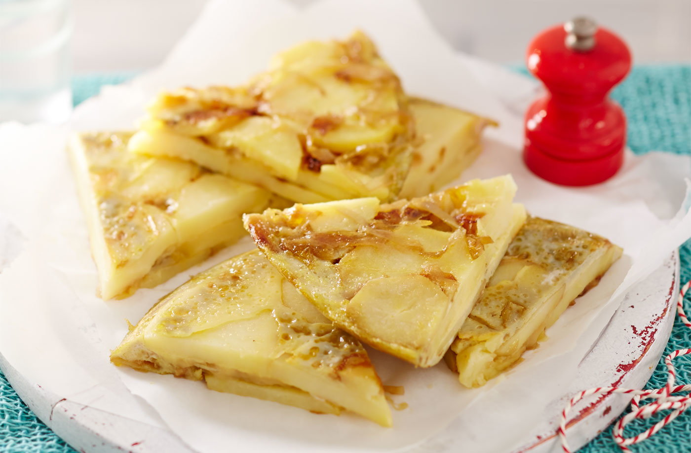 Spanish potato tortilla recipe