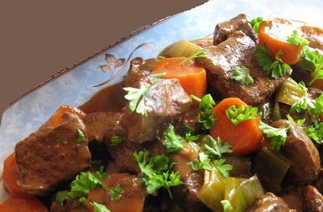 Finnish Beef Stew