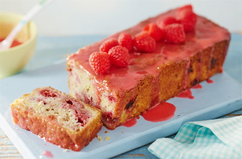 73 LEMON RASPBERRY LOAF(H)