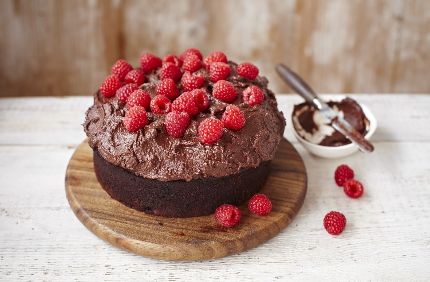 Vegan chocolate cake recipe vegan recipes tesco real food forumfinder Gallery