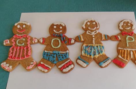 Ginger Bread Children
