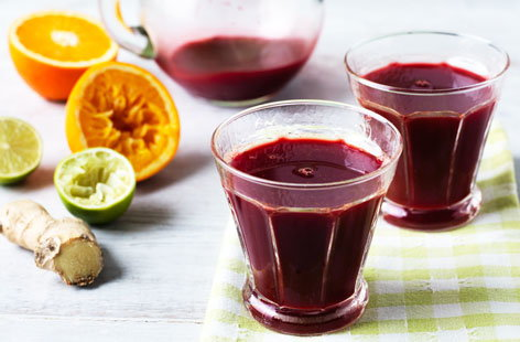 Juicing is as simple as ABC with this vibrant apple, beetroot and carrot creation