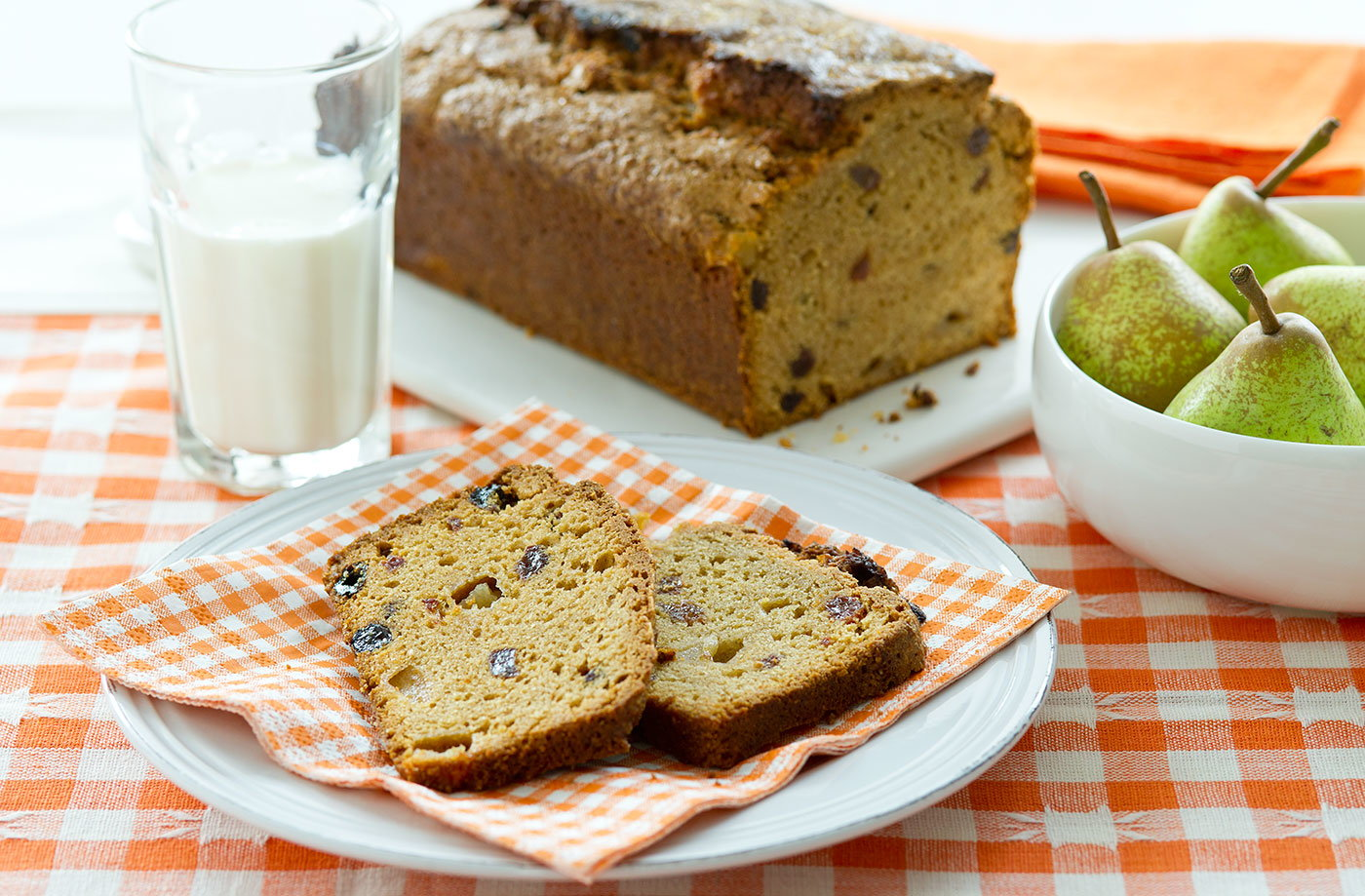 Apple and pear loaf tesco real food forumfinder Image collections