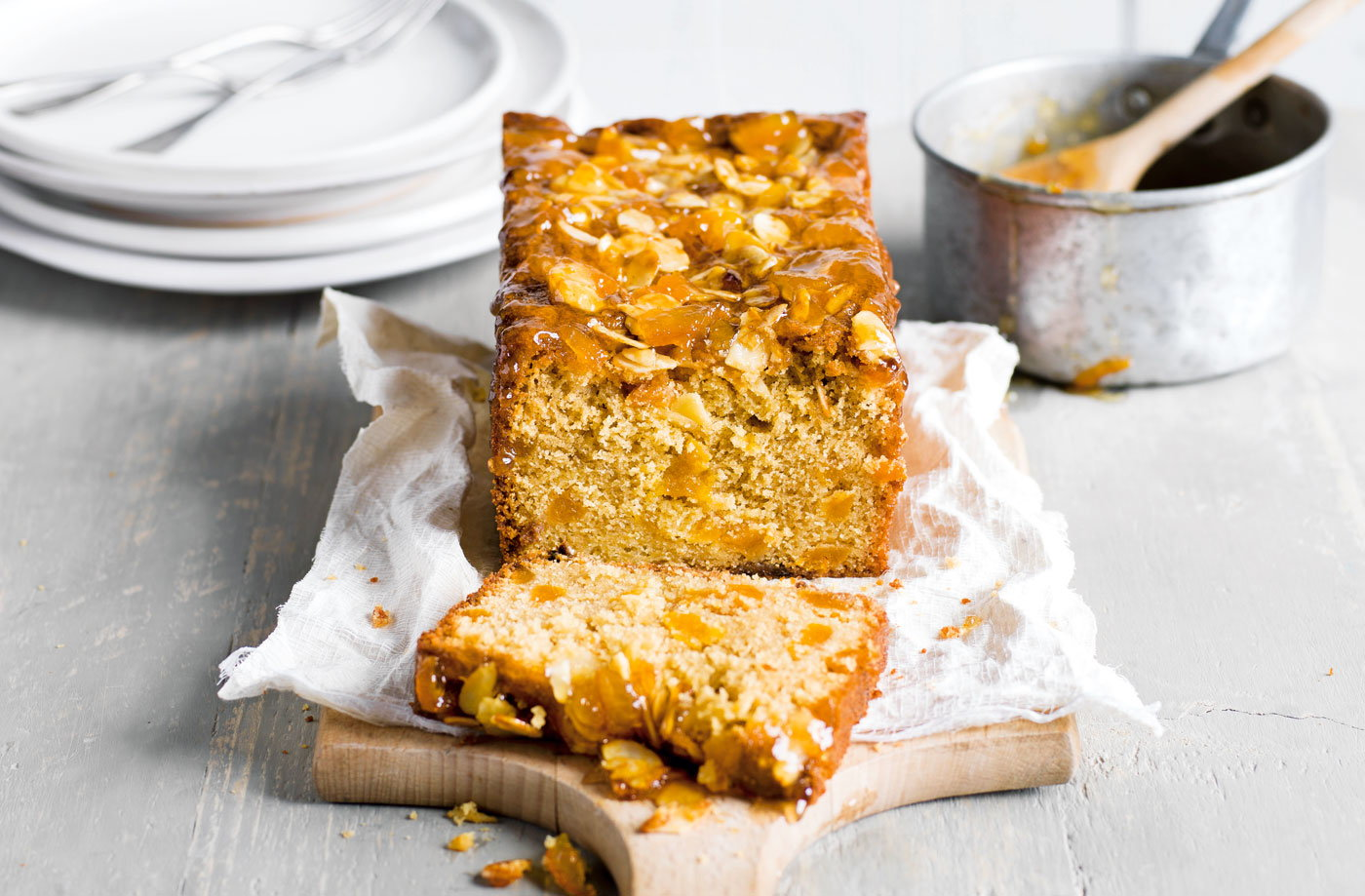 recipe: healthy apricot loaf [26]