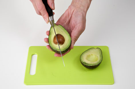 Avocado Step 1 hero
