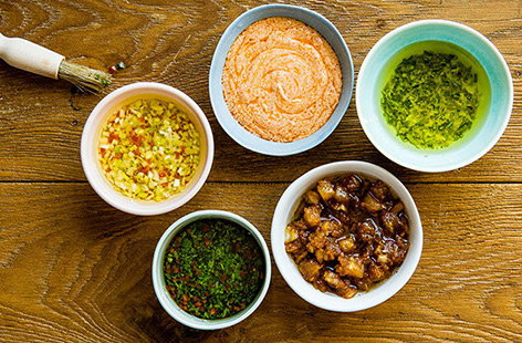Five easy BBQ marinades for summer