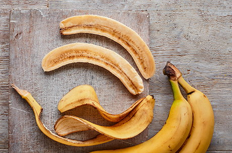 Seven ways to use up leftover bananas