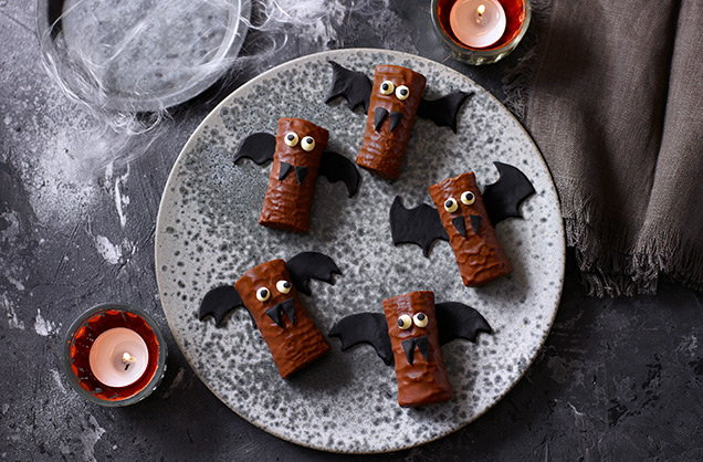 3-ingredient bat out of hell cake pops