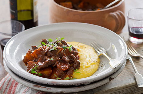 Out of the ordinary yet undeniably classic, this Italian beef heart ragu is mouthwateringly tasty. Order the meat from a butcher and cook exactly as you would any piece of stewing beef: slowly and with wine, tomatoes and herbs. The results will astonish you.