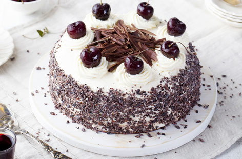 Black forest gateau (T)