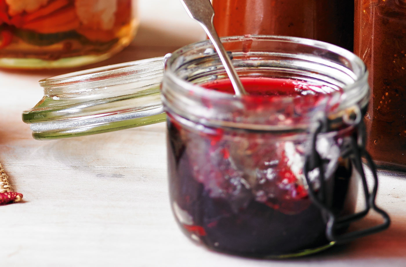 Blackberry and apple jelly  recipe