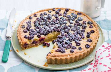 Blueberry Tart(h)