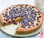 Blueberry tart(t)