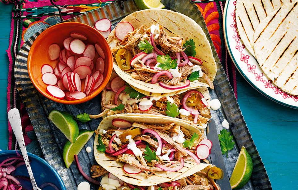 10 tasty taco recipes