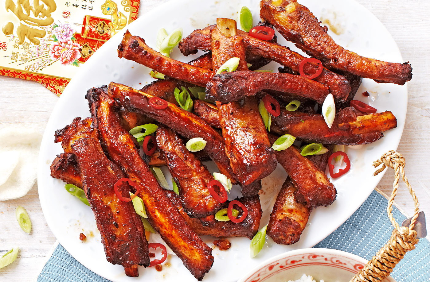 Pork Ribs Recipe Chinese Recipes Tesco Real Food