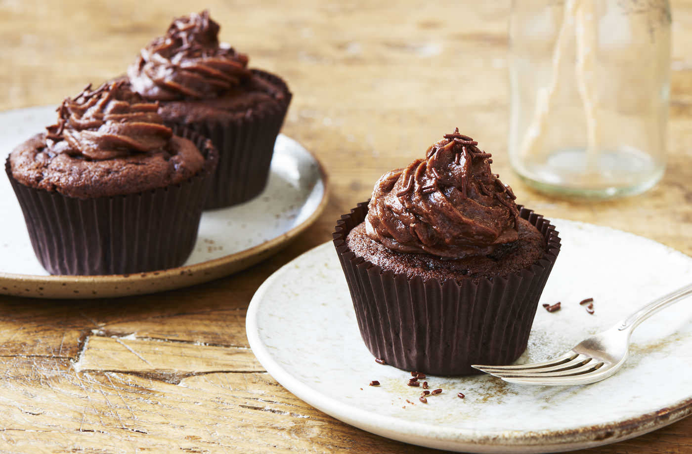 Chocolate Cupcakes Chocolate Cupcake Recipe Tesco Real Food