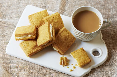 A nostalgic bake, these homemade custard creams are the perfect treat to enjoy with a cup of tea.