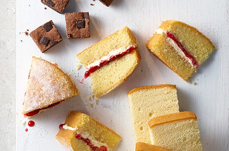 Six ways to use up leftover cake