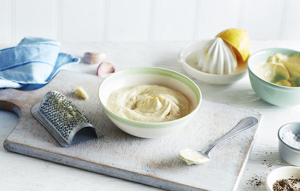 Make the aioli