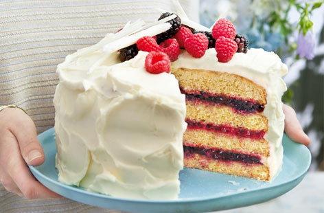 Celebration Fruit Cake Tesco