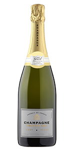 Tesco Finest Premier Cru Brut ChampagneThis IWC award-winning Champagne is the perfect accompaniment to Mother's Day celebrations.