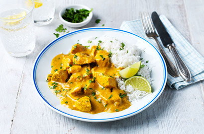 Serve up a winning chicken dinner, from warming curries to healthy nuggets