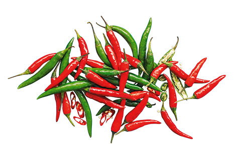 Chillies (H)