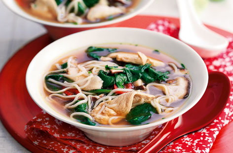 Chinese chicken soup THUMB