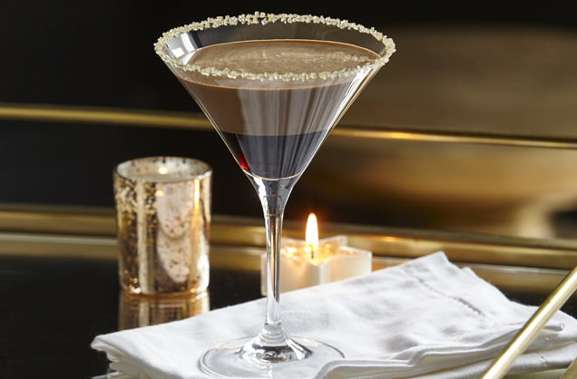 Chocolate Martini | Cocktail Recipes | Tesco Real Food