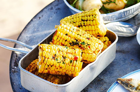 Corn on the cob with chilli and coriander butter HERO a494d1aa 728d 4efa 835a 0d72cfc31b11 0 472x310