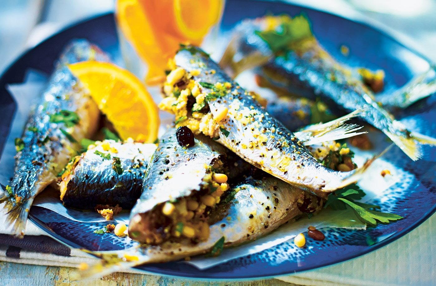 Sardines - Little Fish, Super Food