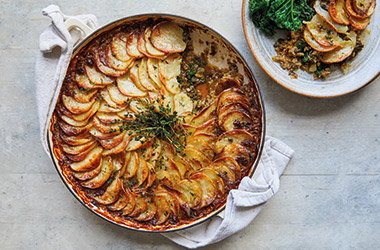 Cottage pie hotpot