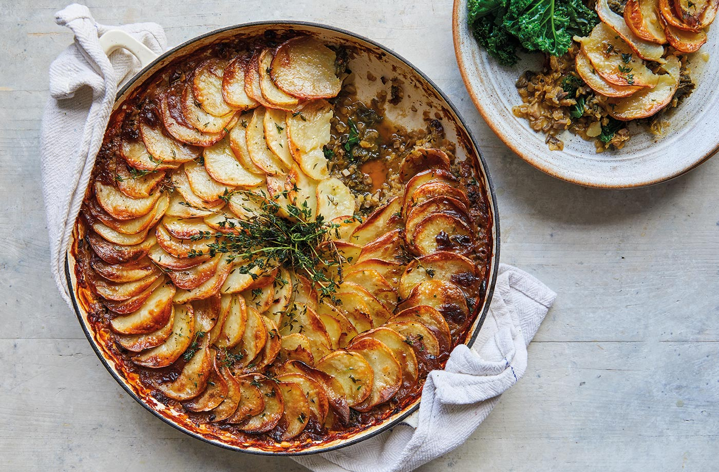Cottage pie hotpot recipe