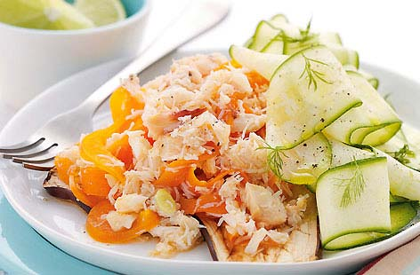 Crab and Courgette salad thumb e9dafa32 fcdc 45ee a169 c22c12e68f7b 0 146x128