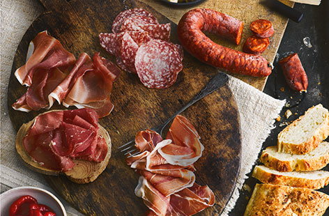 Cured meats 472x310