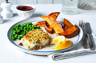From comforting lasagne to feel-good fish pie, we've made the classics healthier. Enjoy!