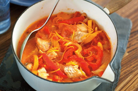 Fish, tomato, pepper and orange stew hero 7805db8e 0655 47fe 932e 7311accf7c3a 0 472x310 56e6f284 ed2b 445a 9f55 fc1958fb5f3c 0 472x310