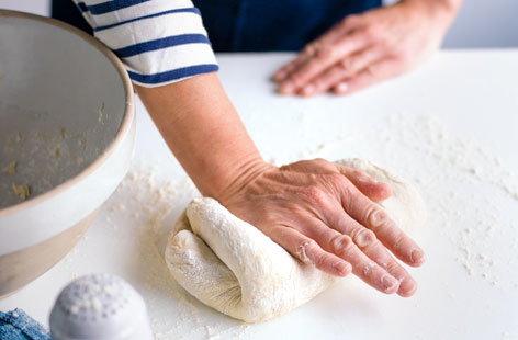 How to make onion focaccia | Tesco Real Food