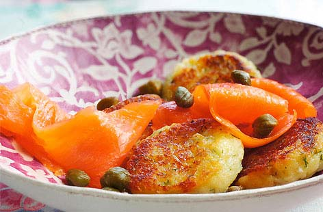 Garlic and Yogurt Potato Cakes with Smoked Salmon hero b6cc05b8 5971 4943 8f65 dc6410a8ffcc 0 472x310