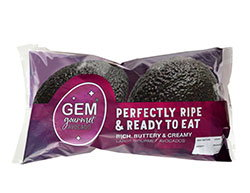 Gem Avocado Twin PackWith a creamy, buttery texture and a subtle nutty flavour