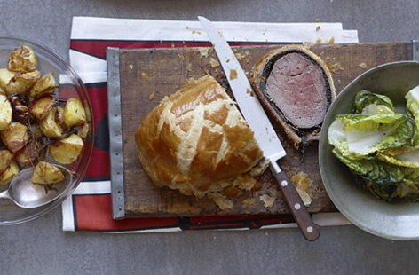 Gordon's Beef Wellington (h)